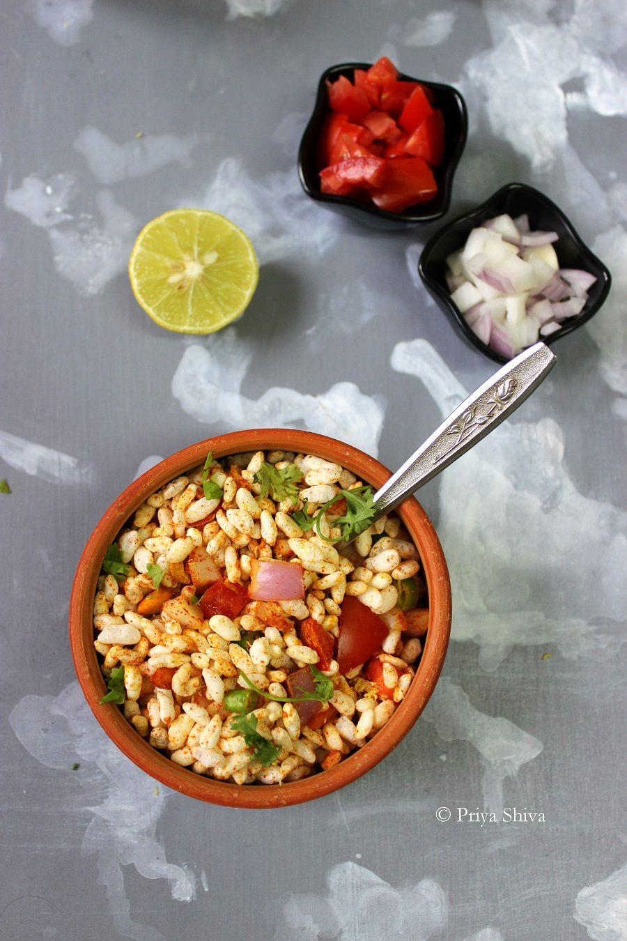 Churmuri karnataka street food recipe priya kitchenette food churmuri karnataka street food recipe forumfinder Choice Image