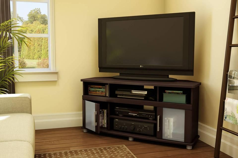 Corner Tv Stands For 46 Inch Flat Screen Design Concepts