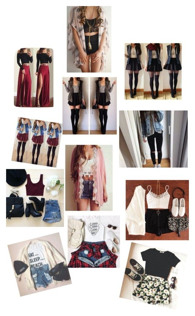 """""""Throw together 2"""" by lori-sky ❤ liked on Polyvore featuring women's clothing, women, female, woman, misses and juniors"""