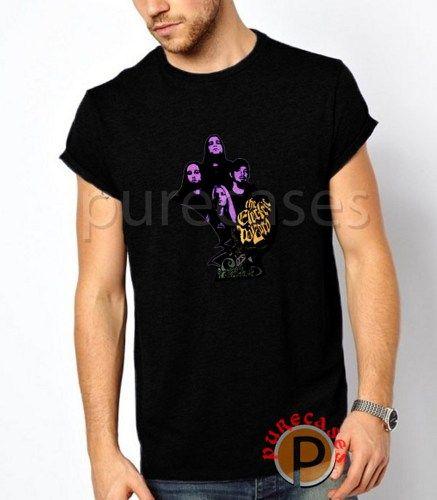 Electric Wizard Papel de Parede Men's Black T-Shirt Tee
