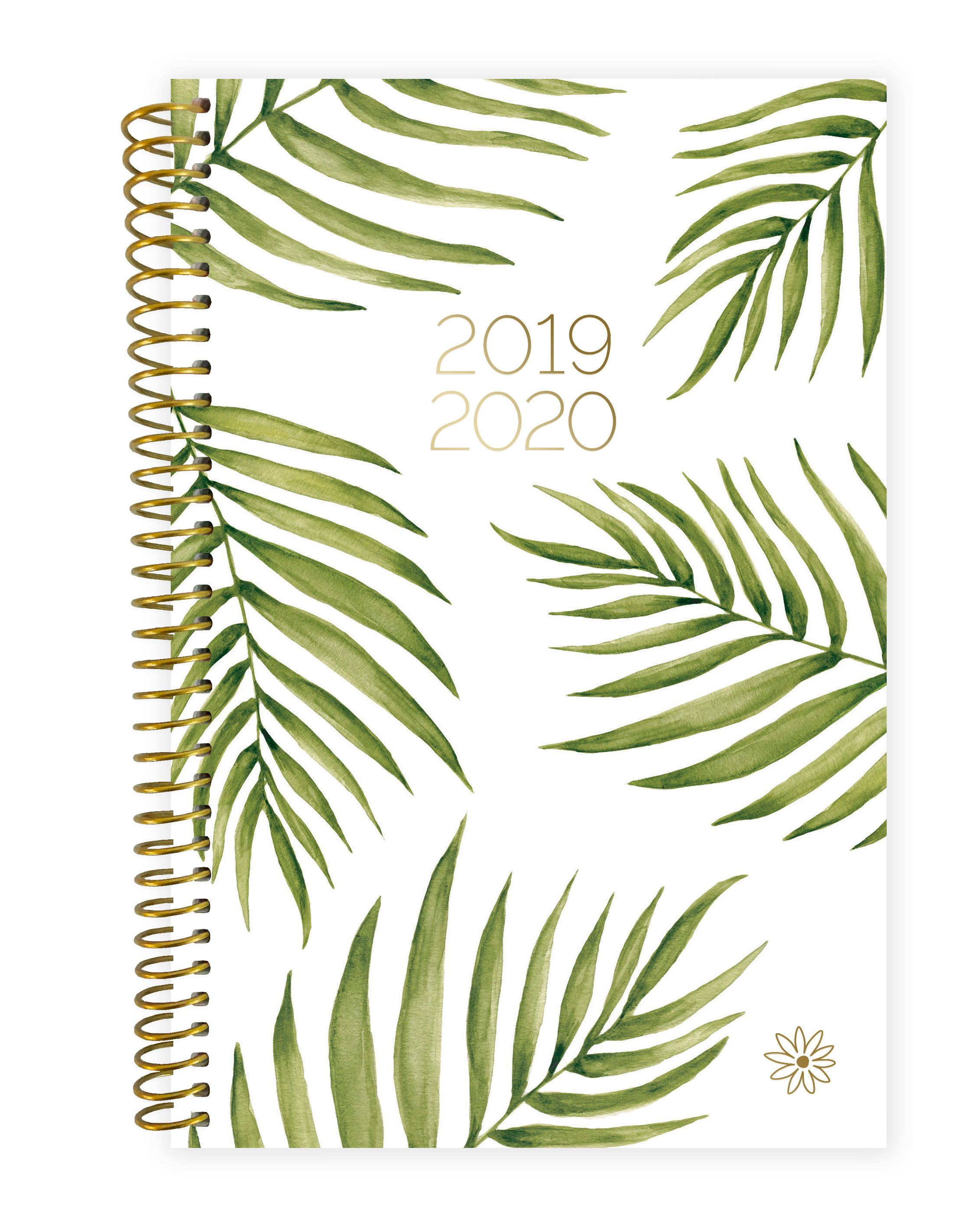 Academic Year Day Planner 2020-2021 Monthly and Weekly Dated Calendar-2 day Ship