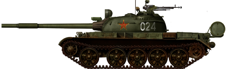 Early Type 69 MBT