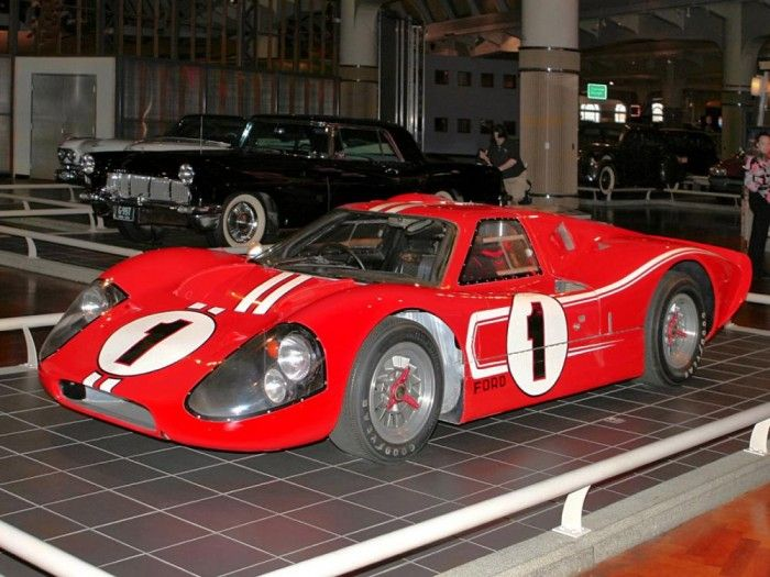 The Henry Ford On Conserving The 1967 Le Mans Winning Ford With
