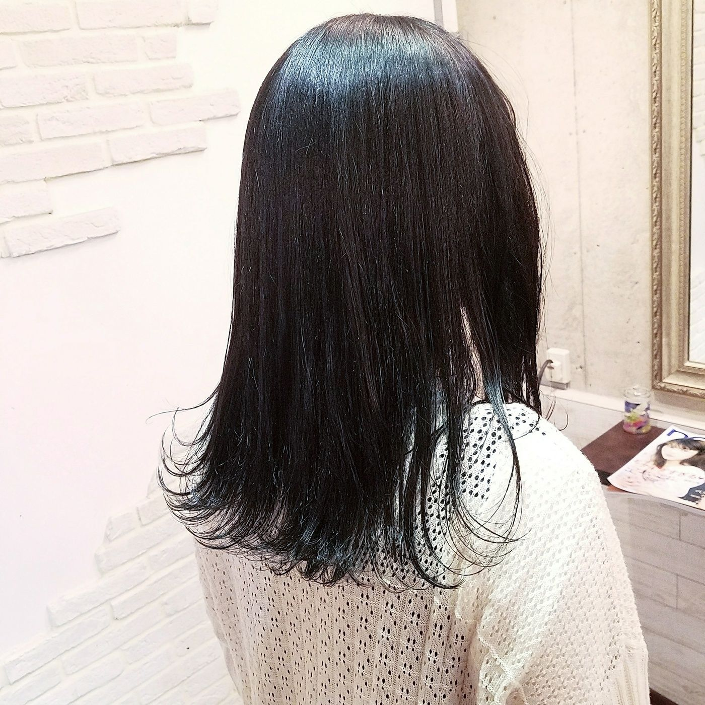 市販でもできる ネイビーブラック 暗髪向きおすすめカラー13選