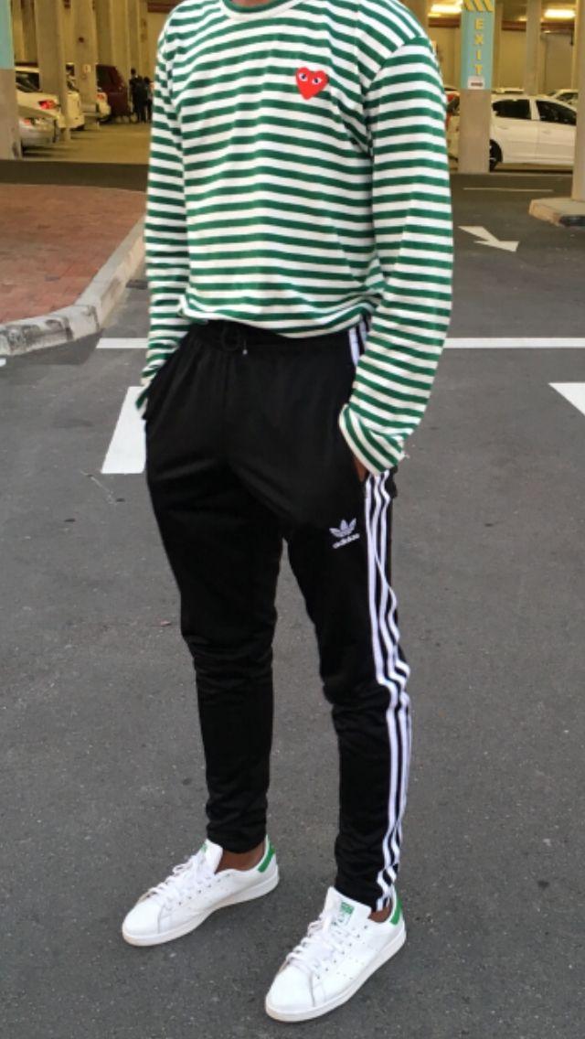 pinterest ─ bagmilk  menswear streetwear fashion adidas