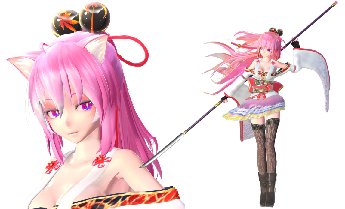 Pin by Jessica Johnson on MMD Models Model, Anime