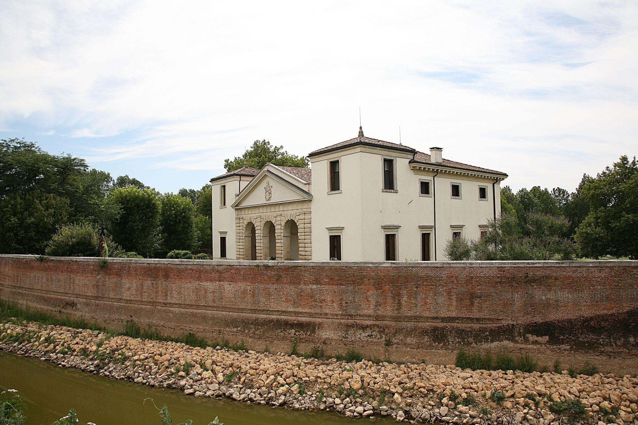 Villa Pisani Bagnolo Wikipedia Italian Villa Villa Andrea