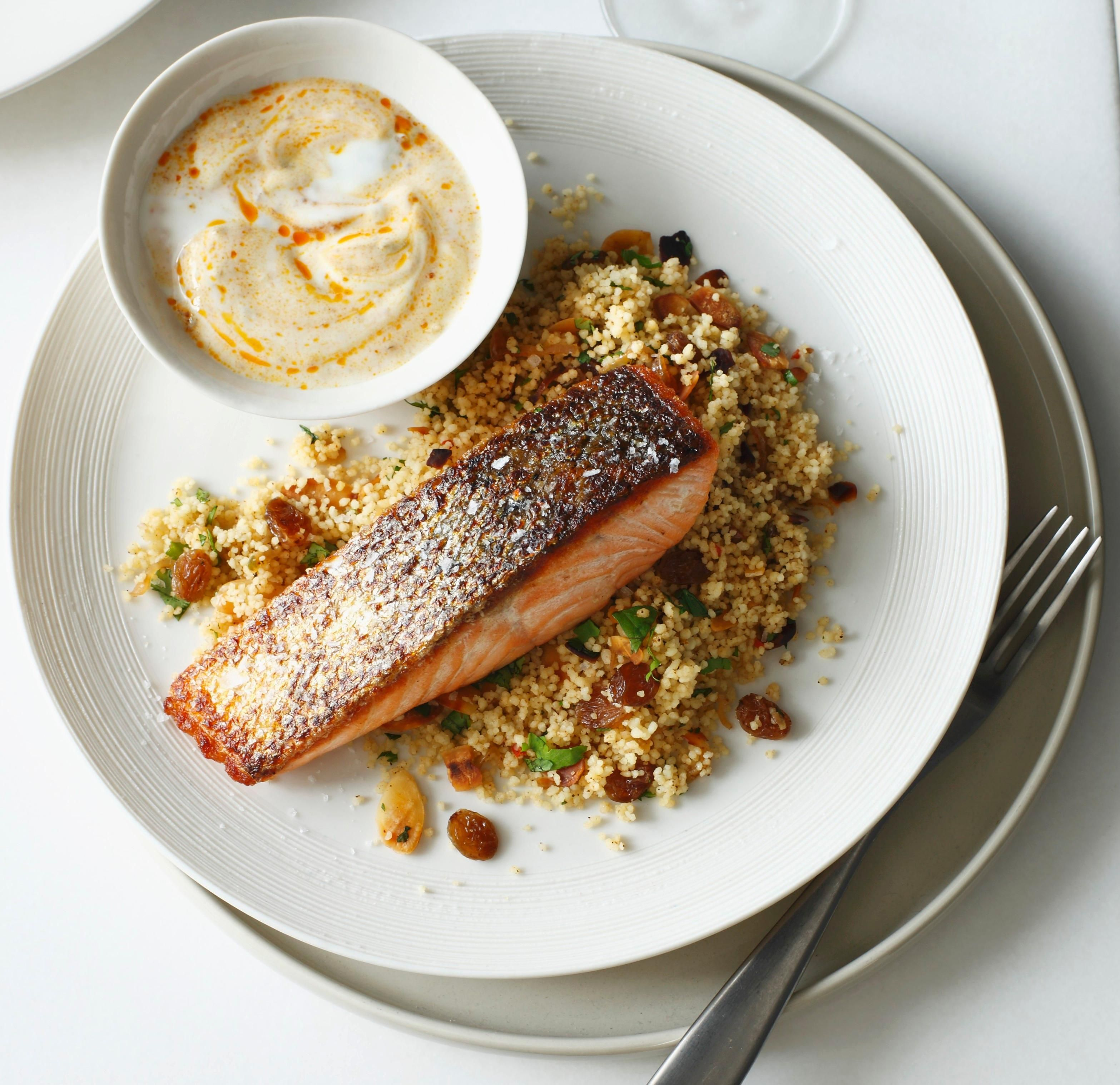 how to perfectly cook salmon fillet