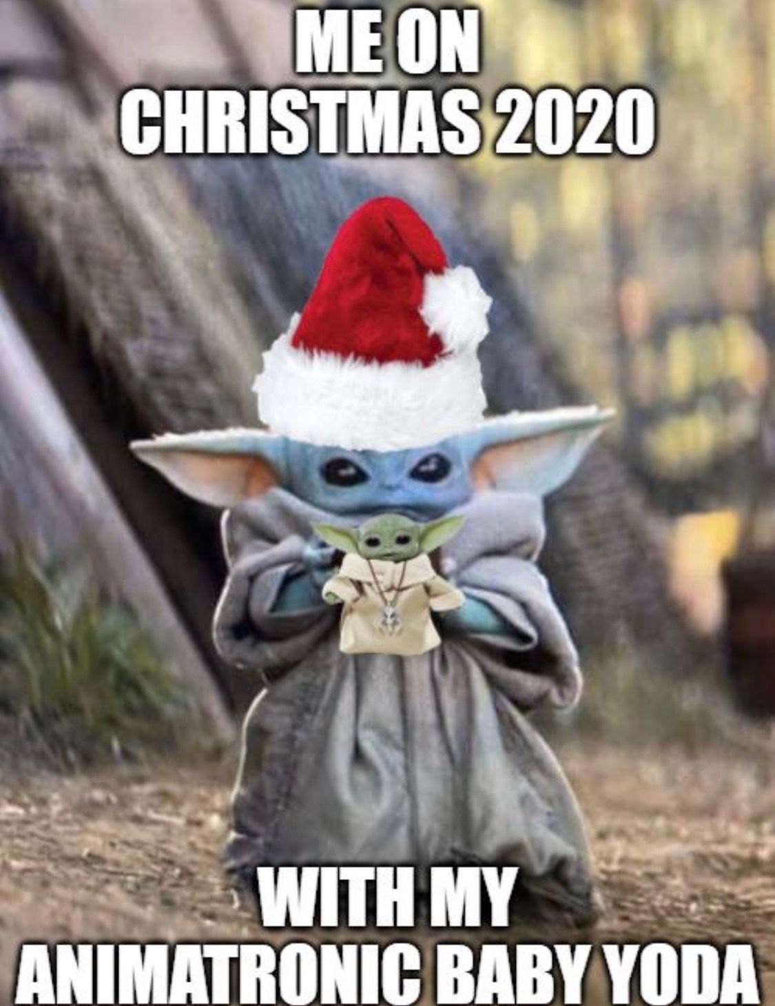 Pin by Brittany Subias on Mando Fando in 2020 Yoda meme