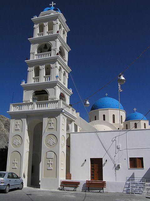 Perissa church