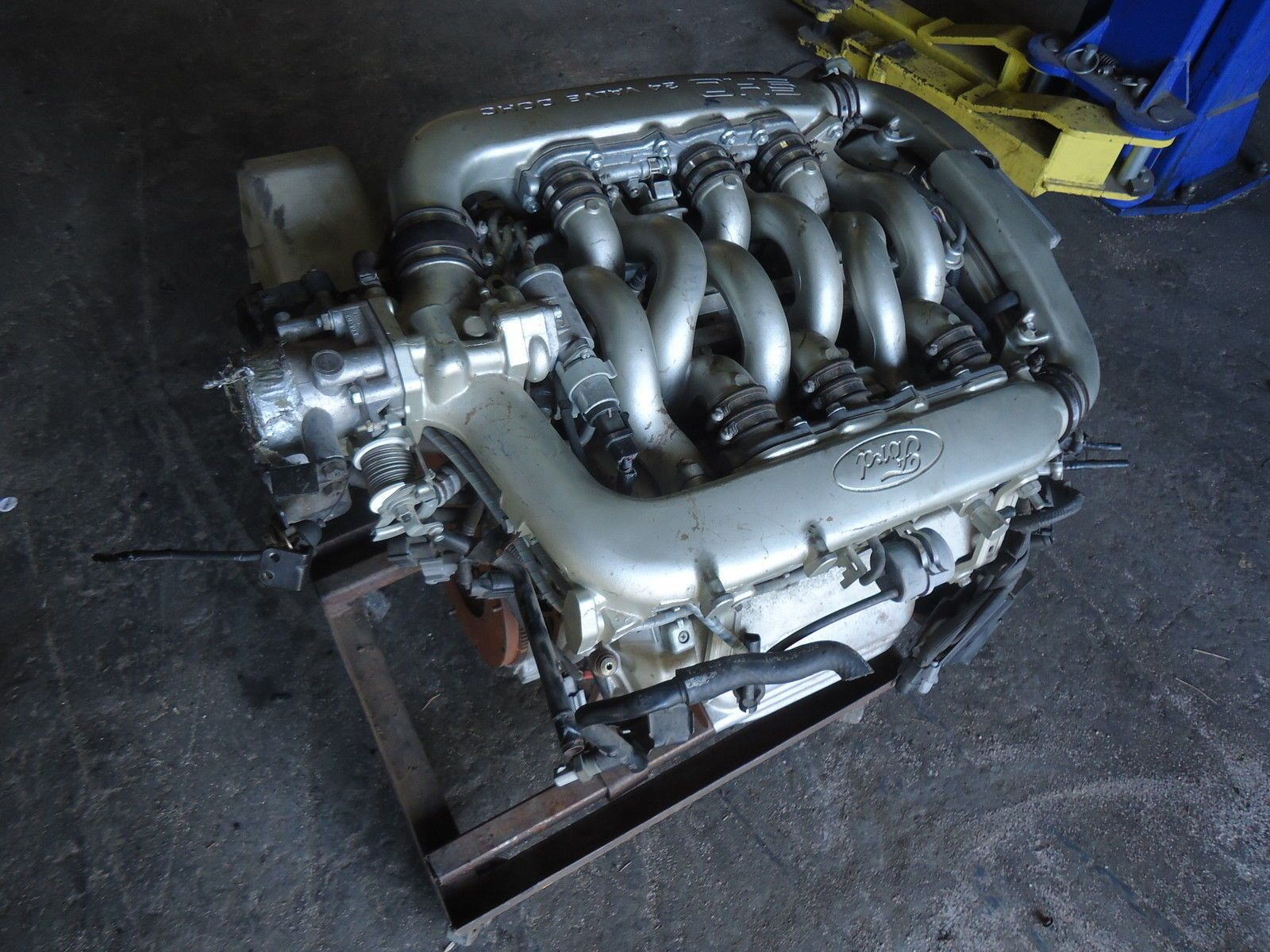 1994 Ford Taurus 3 0l Sho Engine Motor Low Miles Oem A174 Ford