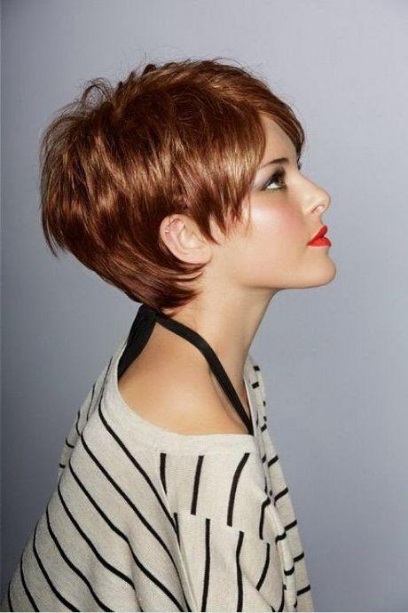 Moderne Kurzhaarfrisuren Für Frauen Frisuren