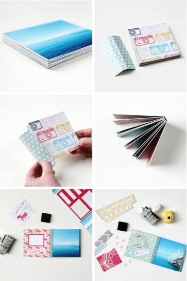 How To Make Your Own Diy Instagram Mini Photo Al Tutorial Gift Idea