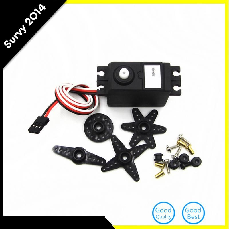 360 degree Continuous Rotation Servos DC Geared Motor for RC