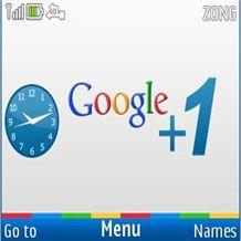 Download Google Plus1 Nokia Theme | Mobile Toones | Mobile