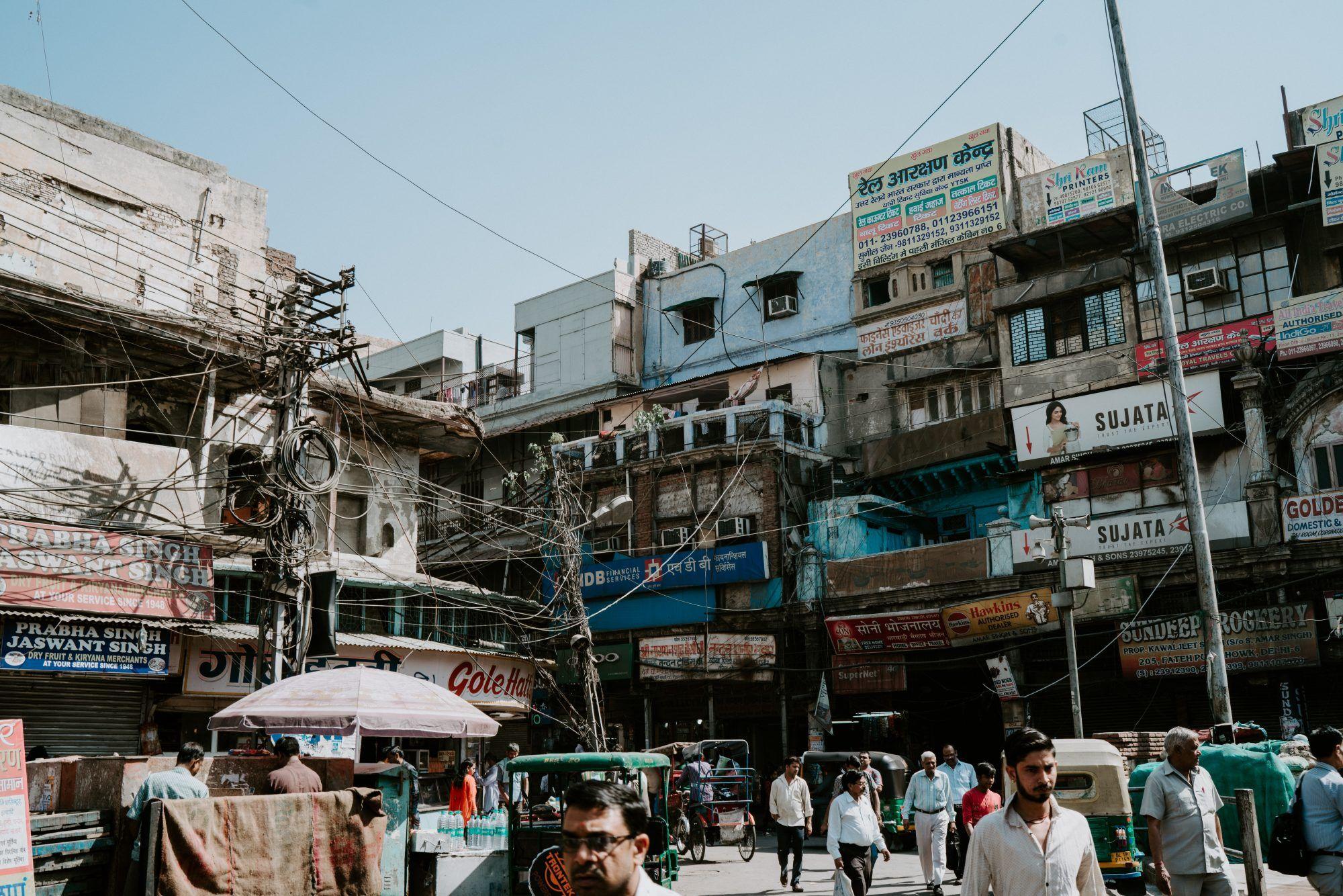 Indian Capital New Delhi Faces Public Health Emergency as