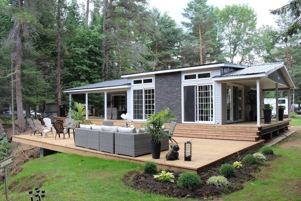 Ideas For Home Add On Park Model Homes Park Model Trailer Park Models