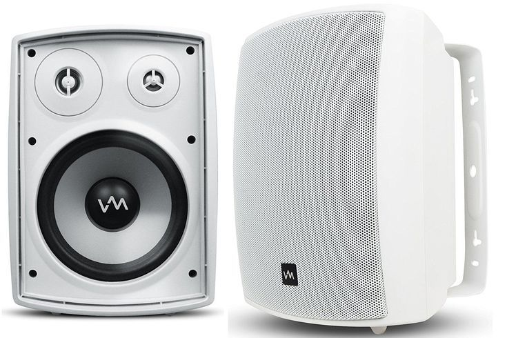 The 7 Best Outdoor And Backyard Speakers Of 2021 Backyard Speakers Best Outdoor Speakers Outdoor Speaker System