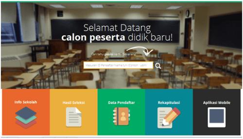 Download Kumpulan Source Code Aplikasi Ppdb Psb Online Aplikasi Sekolah Pendidikan