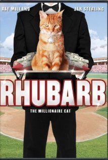 Rhubarb (1951) Poster