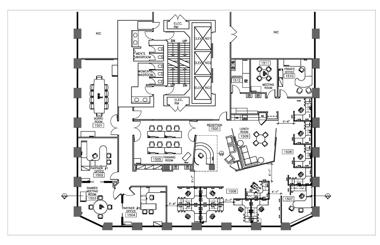Office Furniture Layout Check More At Sekizincikatorg