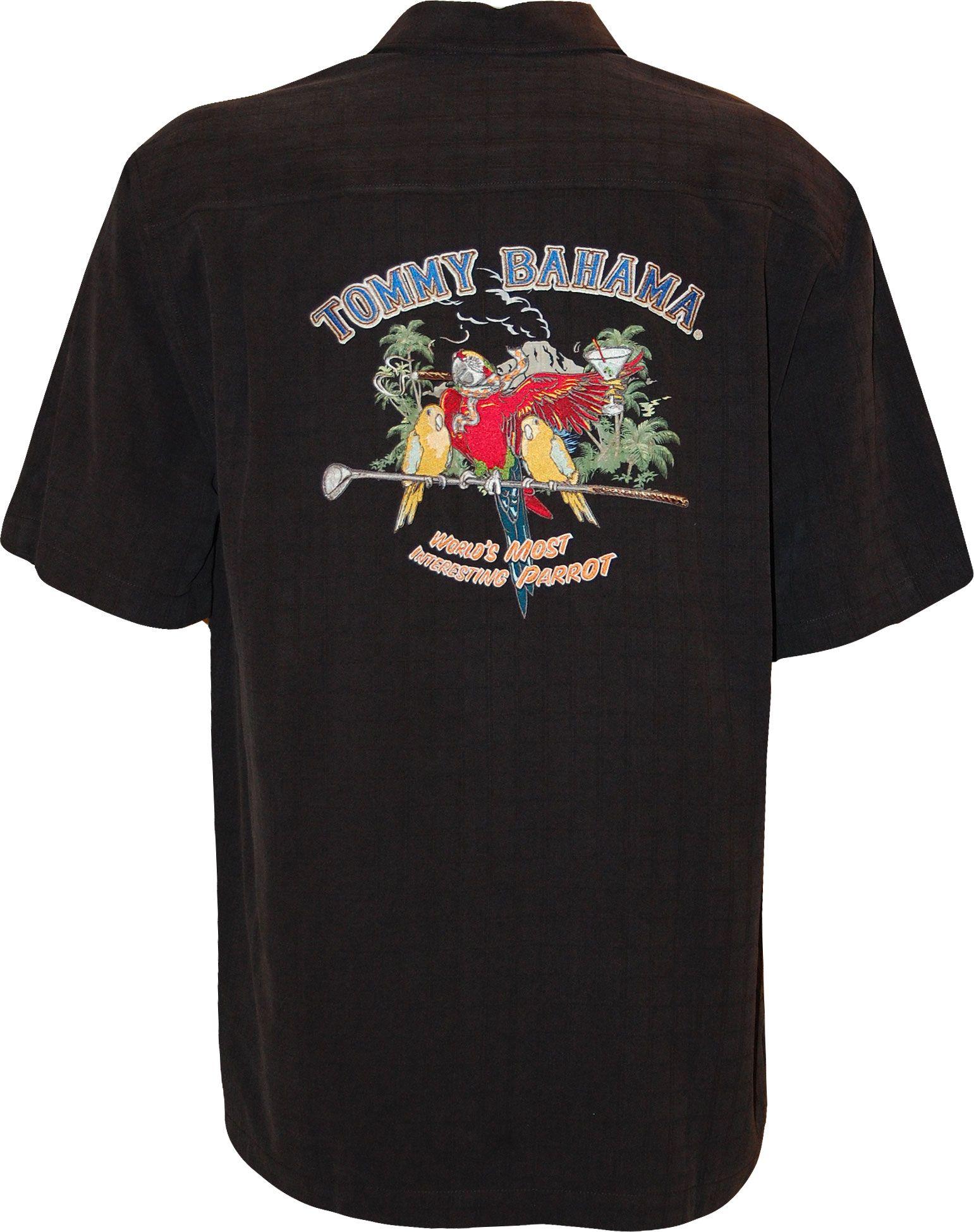 tommy bahama panel back shirts