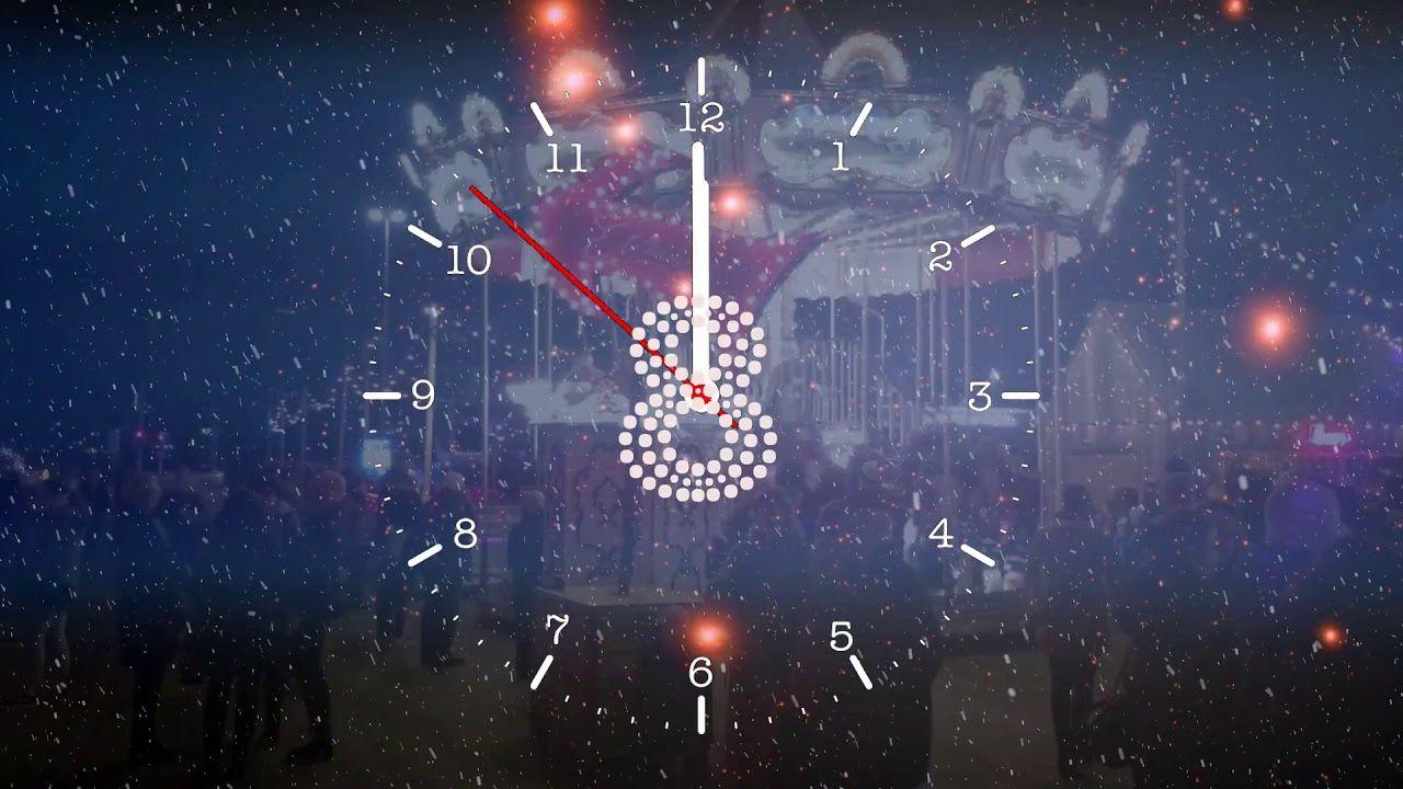New Year Countdown 2020 Navidad, Año nuevo, Videos