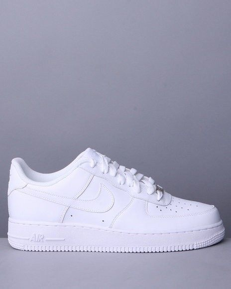 Nike Air Force 1 Jordans Blanc Faible Coupées