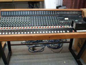 Sound Bites Chilton Consoles Recording Studio Recording