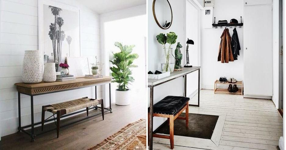 ideas para modernizar la entrada de tu casa