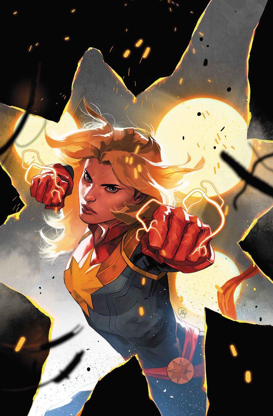 Captain Marvel by Yasmine Putri   Marvel comics vintage, Marvel ...