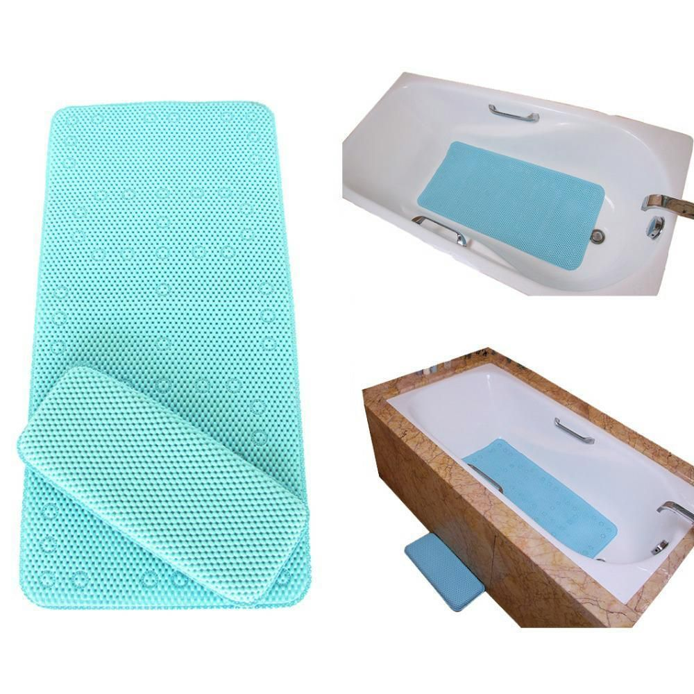 Baby Bath Mat Non Slip Safety Tube Bathroom Pad Non Slip Shower