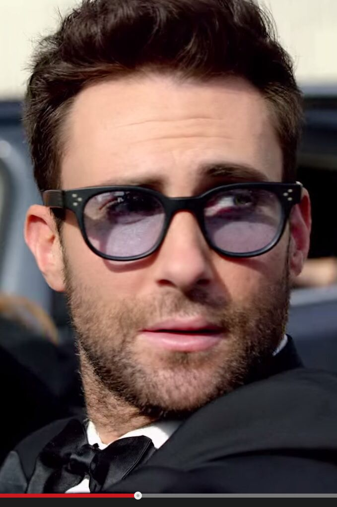 c482b3c7d90 Adam Levine + Aftons from Oliver Peoples Adam Levine