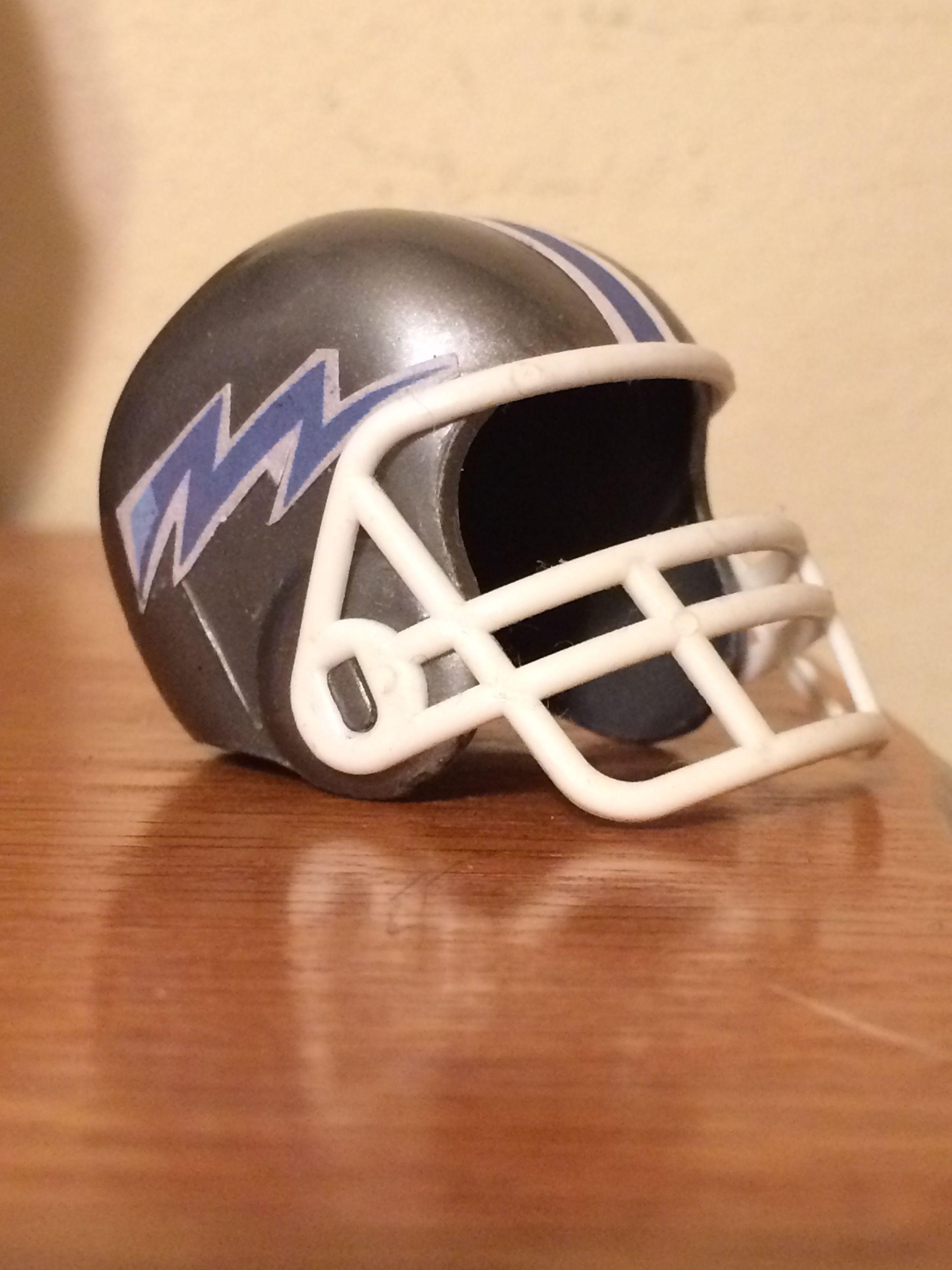 Air Force Falcons silver alternate Football helmets