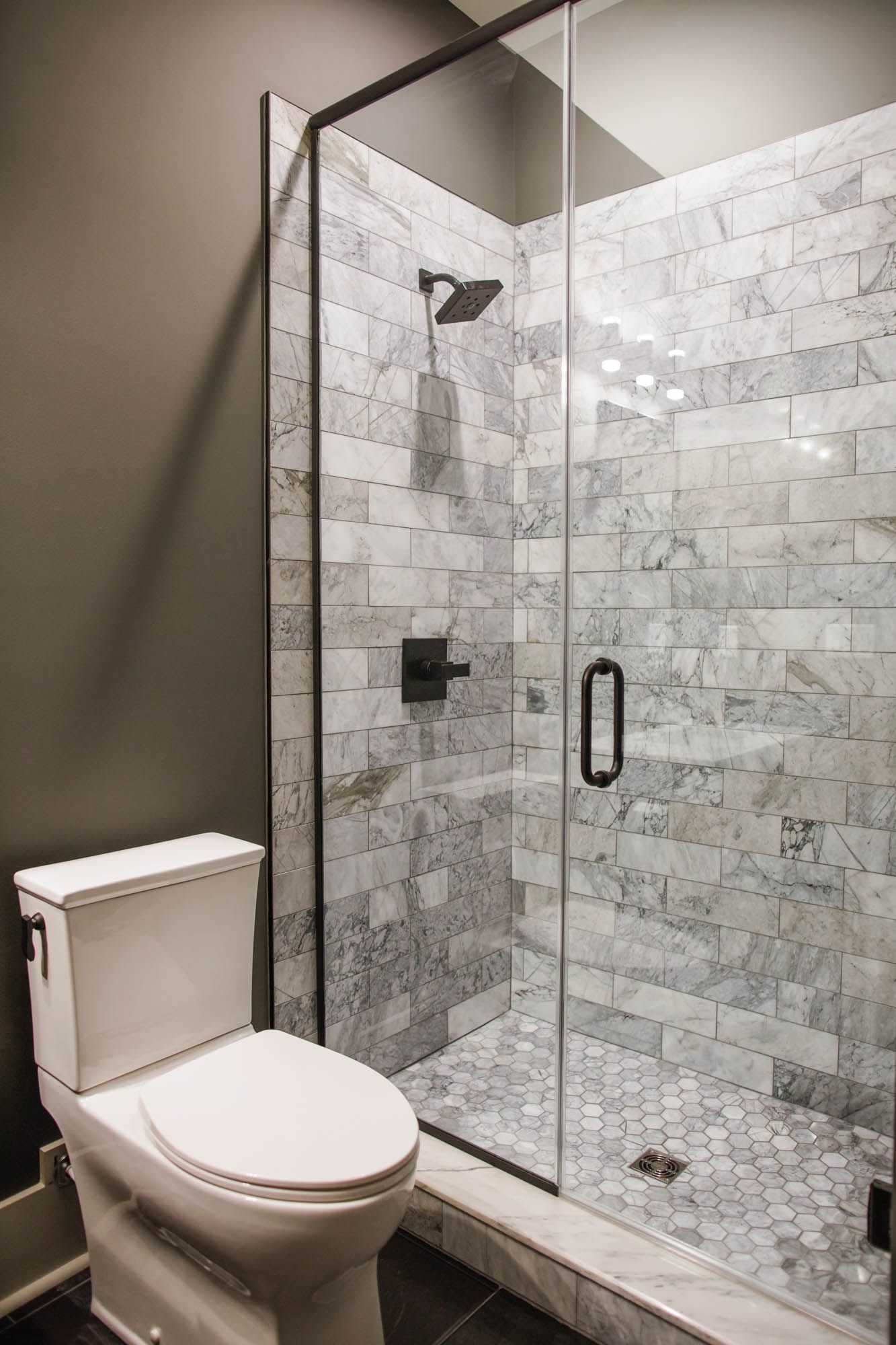 Marble Tiled Shower The Tile Shop Cristin Cooper Explore All The