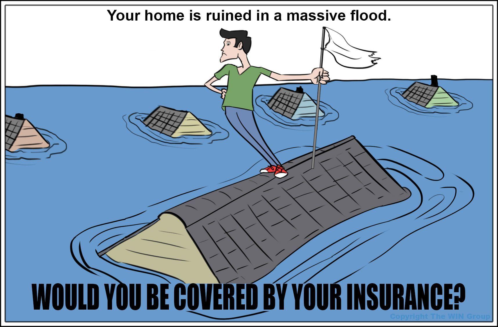 Why flood insurance needs an overhaul 6 questions