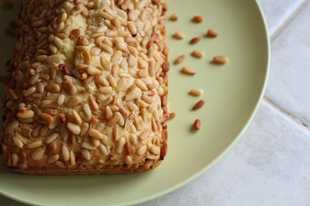 Pinolata - Tuscan Pine Nut Cake
