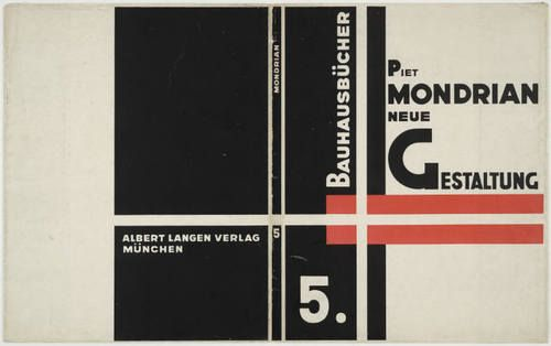 Week 3:Example 1-Moholy Nagy. Bauhaus design