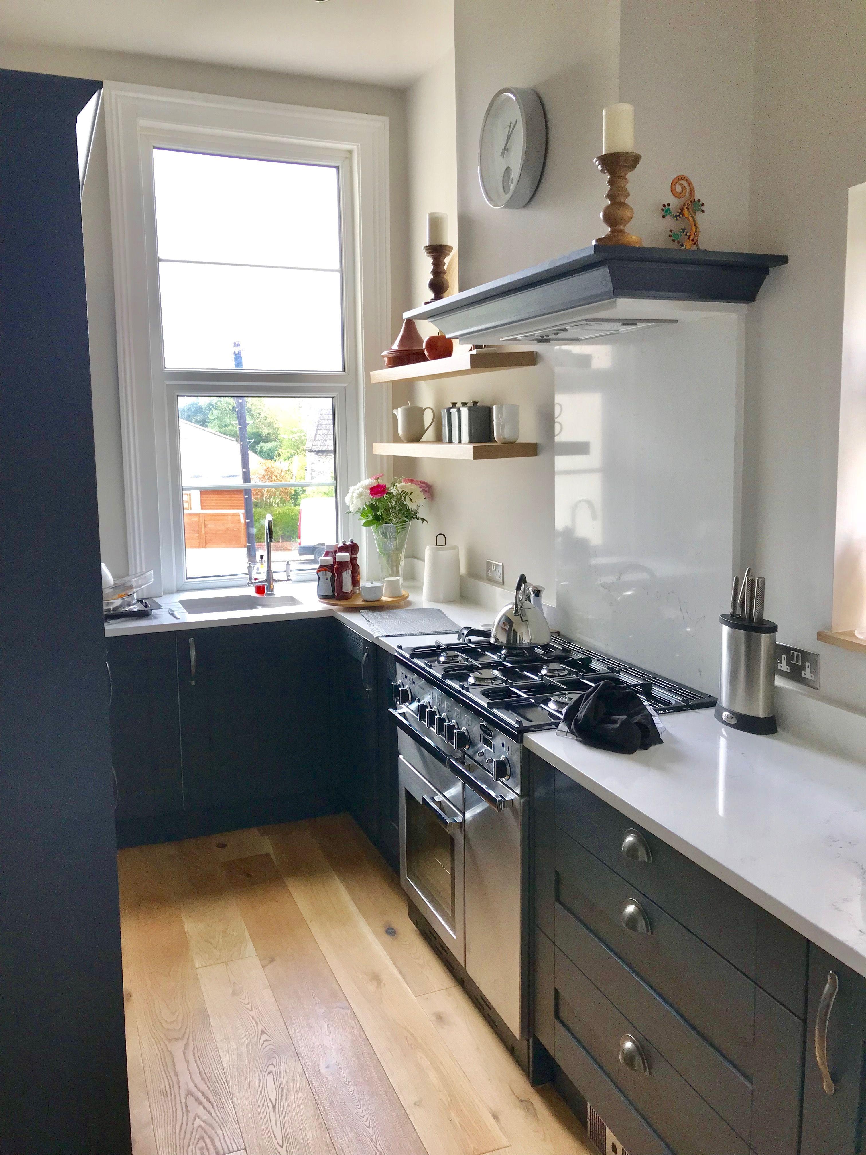 Benchmarx kitchens, Sherwood Charcoal, Benchmarx Stoke