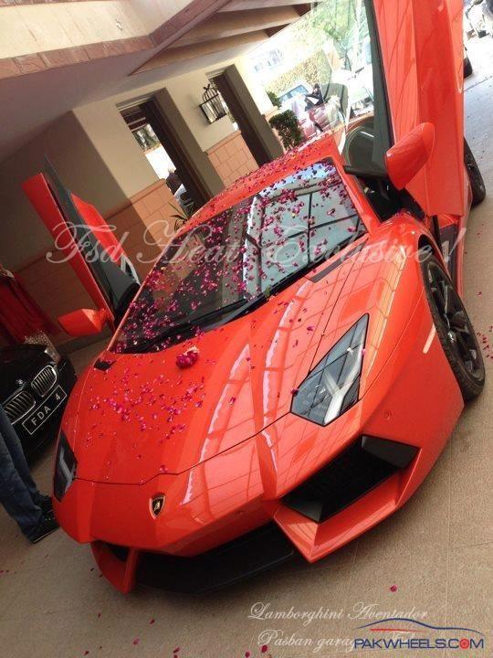 First Lamborghini Aventador In Pakistan First Lamborghini Lux Cars Lamborghini Aventador