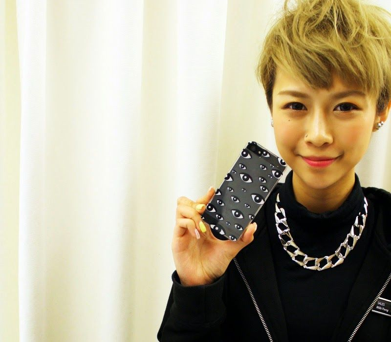 Sottile Design - iPhone Cover: Sonia Grispo And Her iPhone Cover