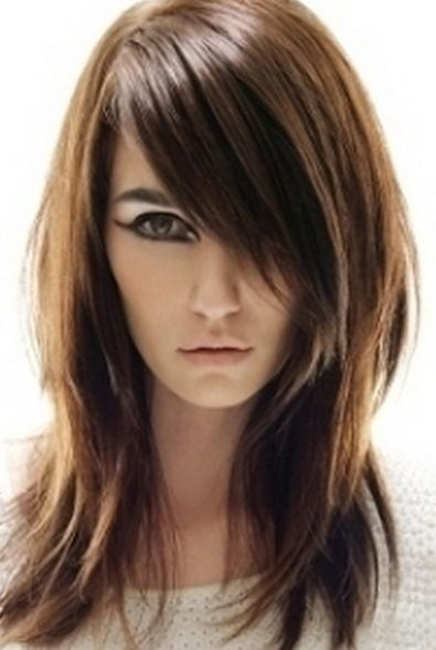 20 classy medium shag haircut. Trendy medium length hairstyles. Shag ...