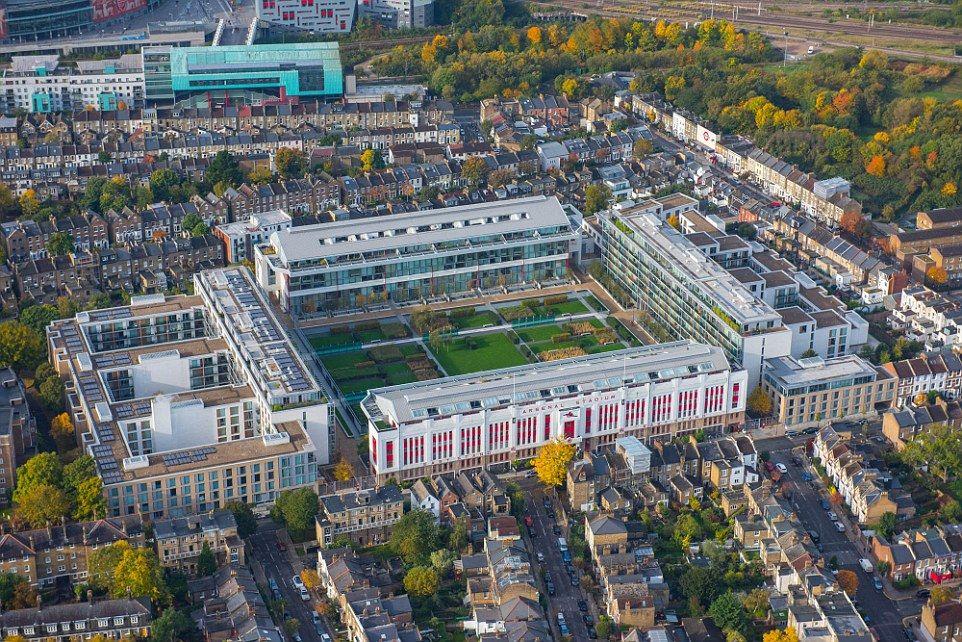 London Football Grounds From Above Vista Shots Of Capital S Stadiums London Football Football Stadiums Wembley