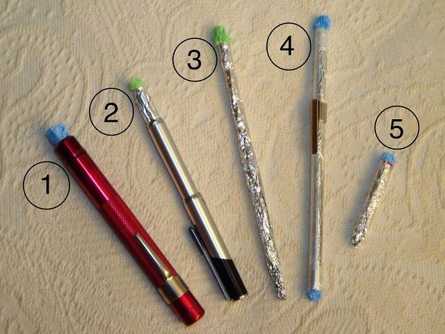 Home Made Styli Stylus Pen Diy Diy Stylus Stylus Pen