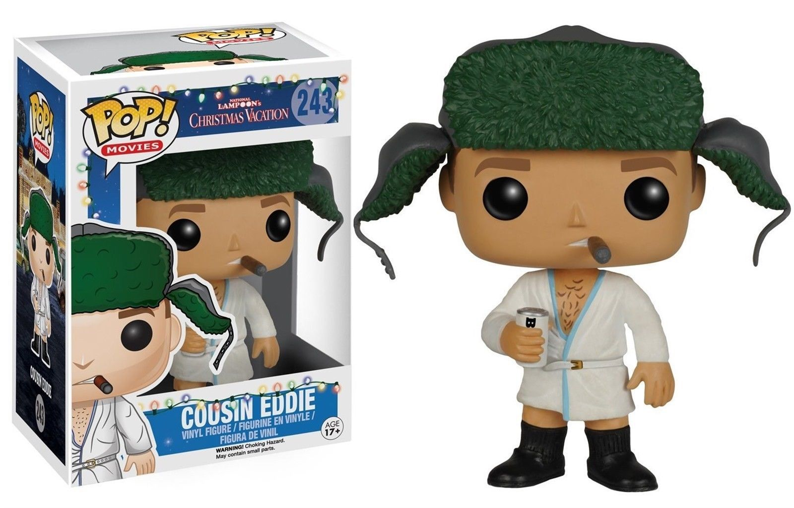 7.83 Funko POP Movies Christmas Vacation Cousin
