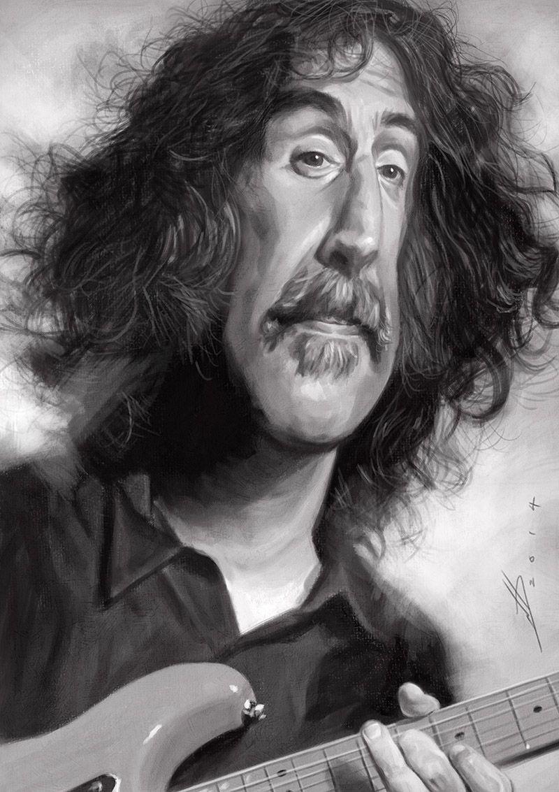 Frank Zappa Happy Birthday pertaining to frank zappa | caricatures | pinterest | frank zappa, caricatures