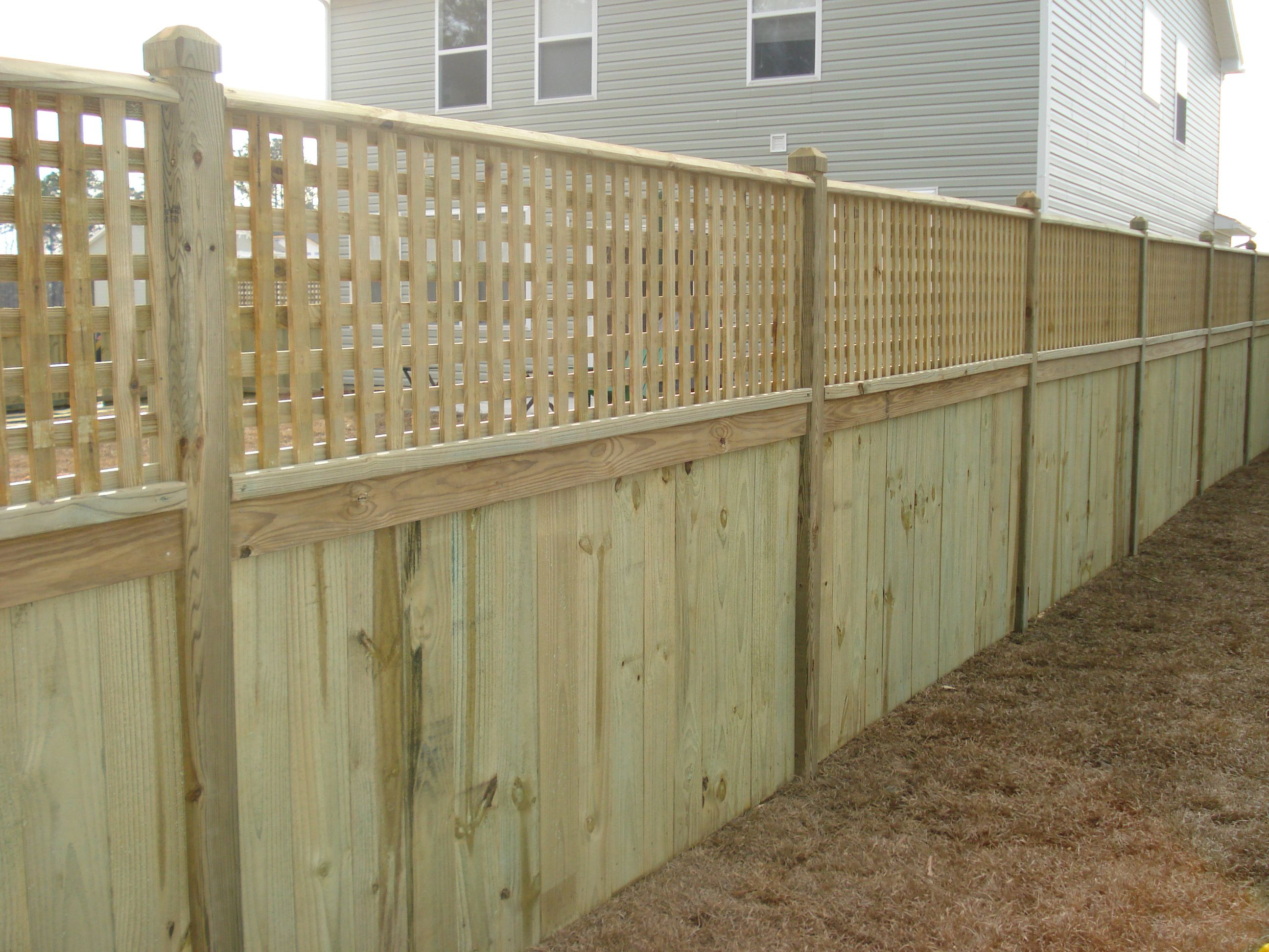 Fence Gallery Fence Construction Installation Charleston SC