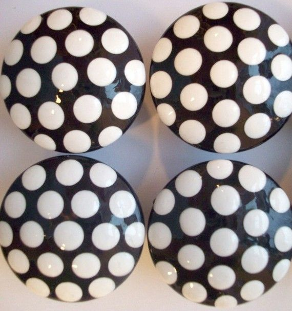 polka dot cabinet knobs design inspiration creative types of rh jannermanor com