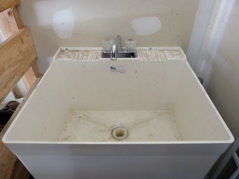 1 Laundry Project Sink Faucet Replacement Glacier Bay 780 445 You