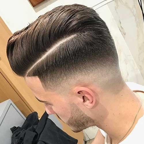 60 Stylish Comb Over Fade Haircuts Modern Men S Choice Fade Haircut Comb Over Fade Haircut Comb Over Fade